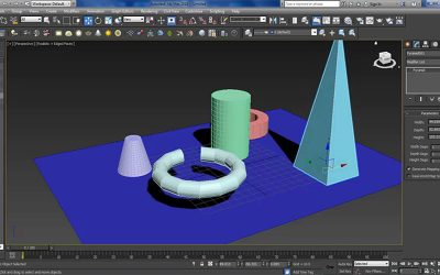 Online Course of 3ds Max for Beginner's
