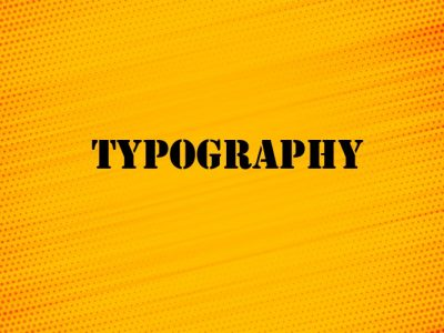 Online Typography Course